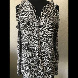 Michael Kors blouse, NWT